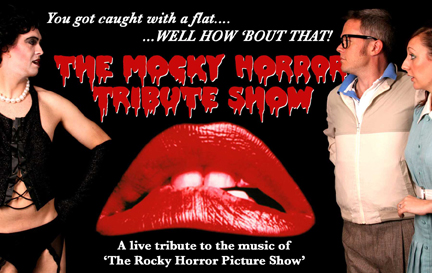 Hire Rocky Horror Tribute Mocky Horror