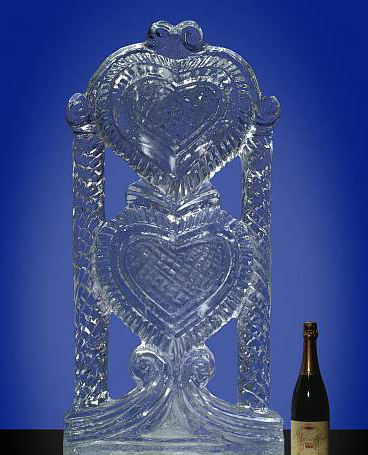 Hire a Custom Ice Luge