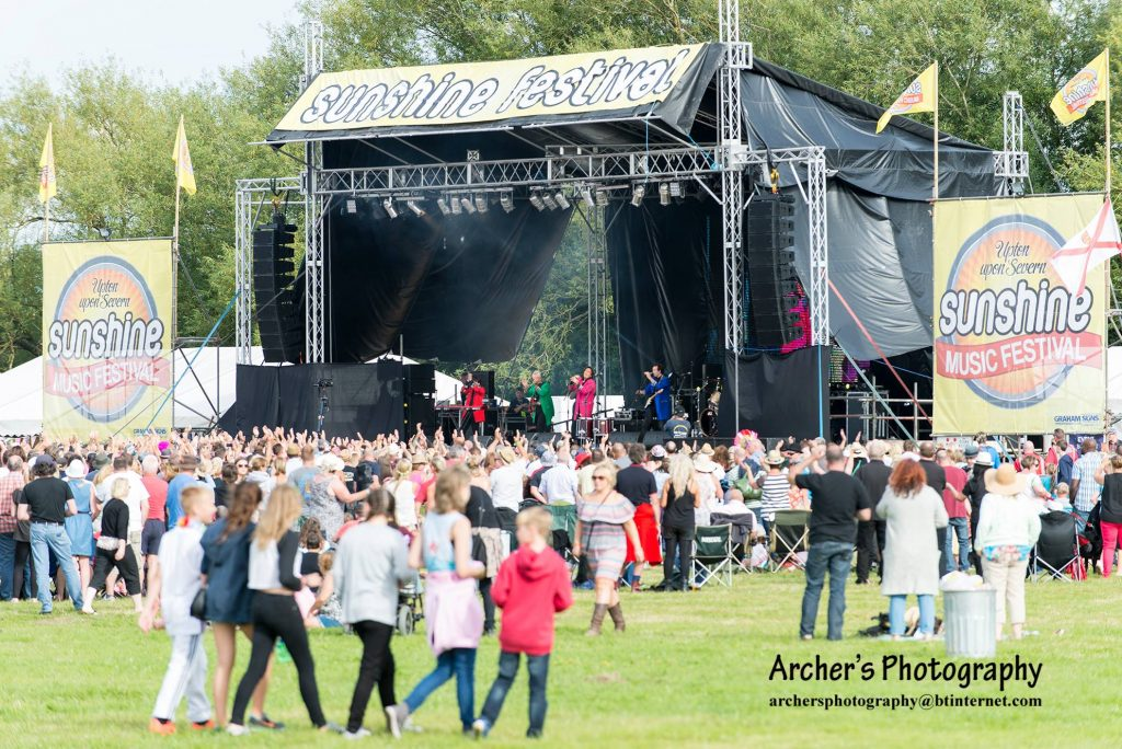 Showaddywaddy Festival Star Name