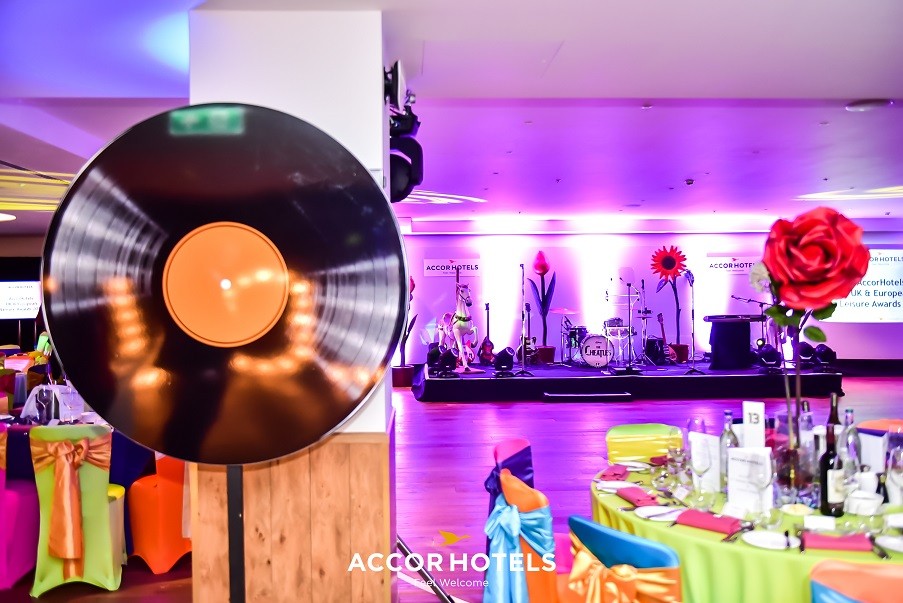 1960s Sixties Themed Event