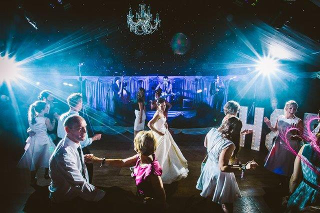 Book a Wedding Party Band
