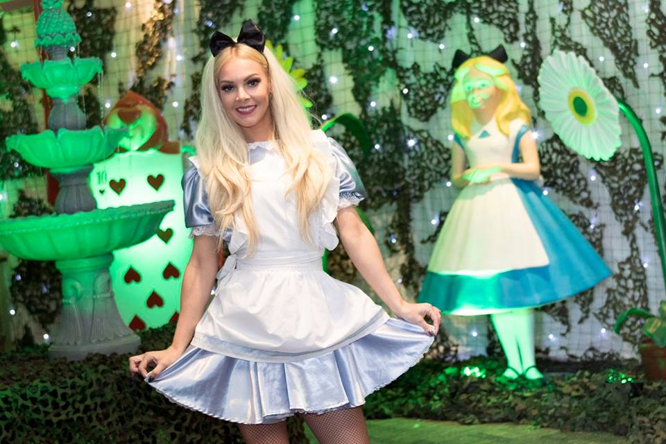 Alice In Wonderland Themed Event