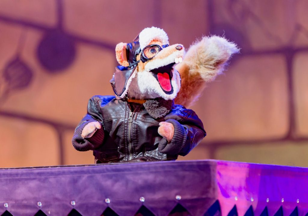 Basil Brush Show