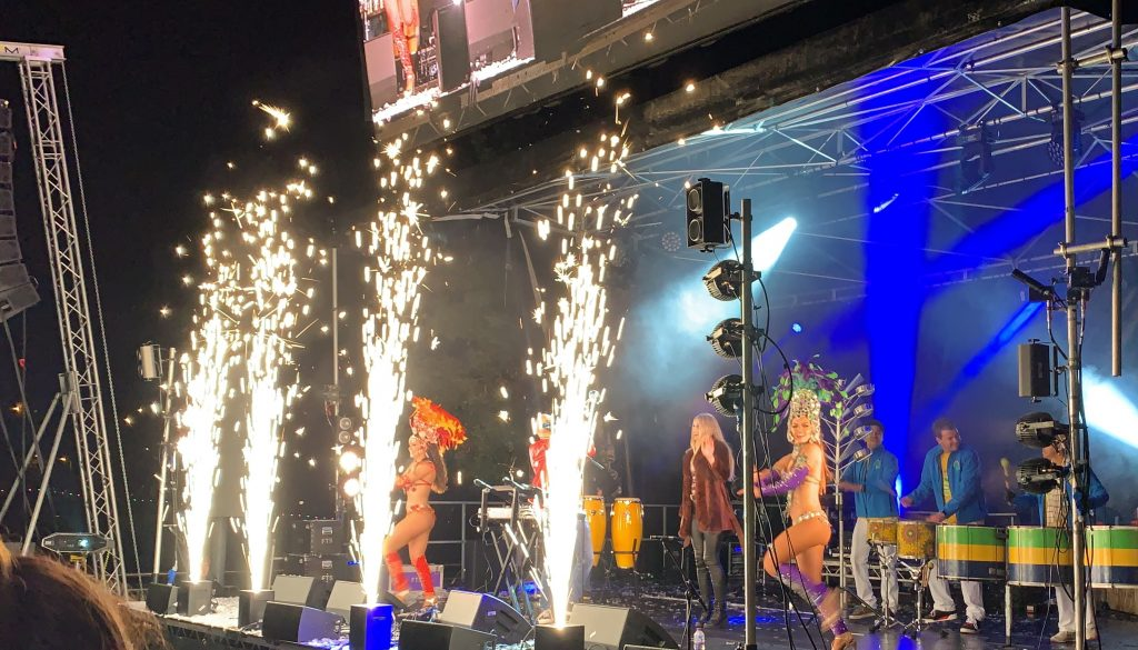 Hire Sparkular and Event Production