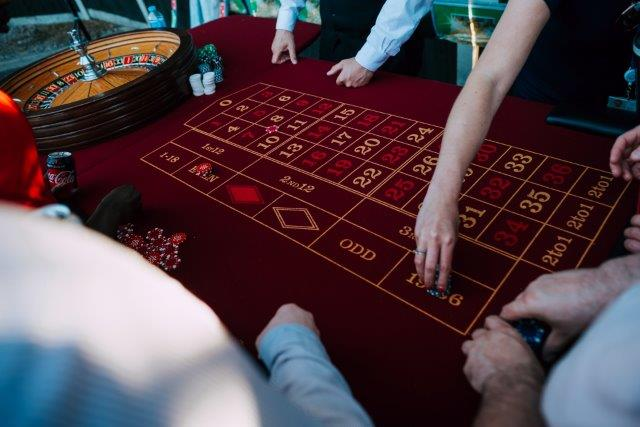 Roulette Casino Table Hire