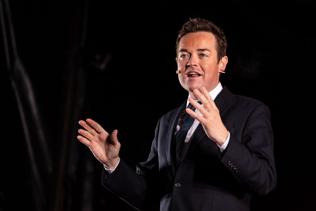 Stephen Mulhern Live on Stage