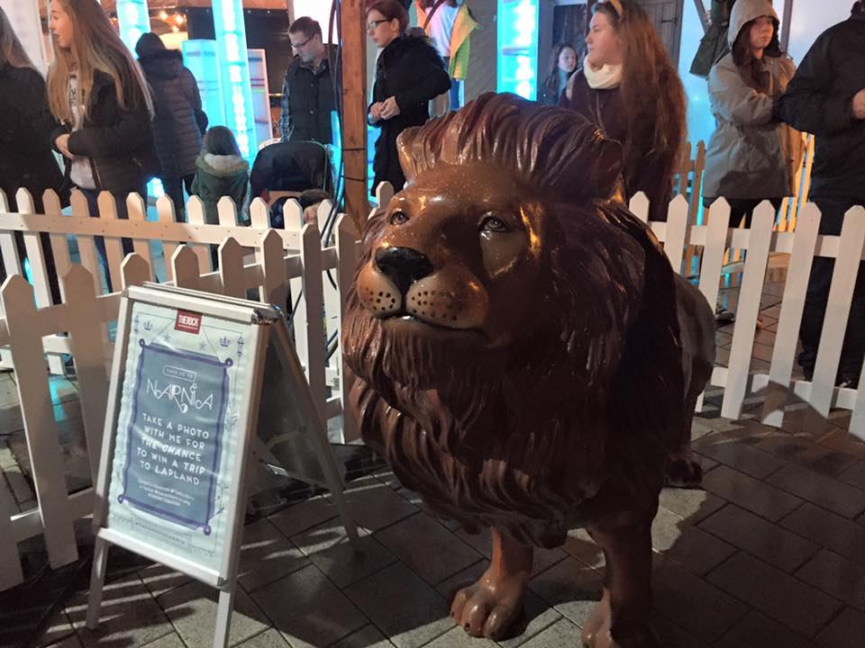 lion prop hire