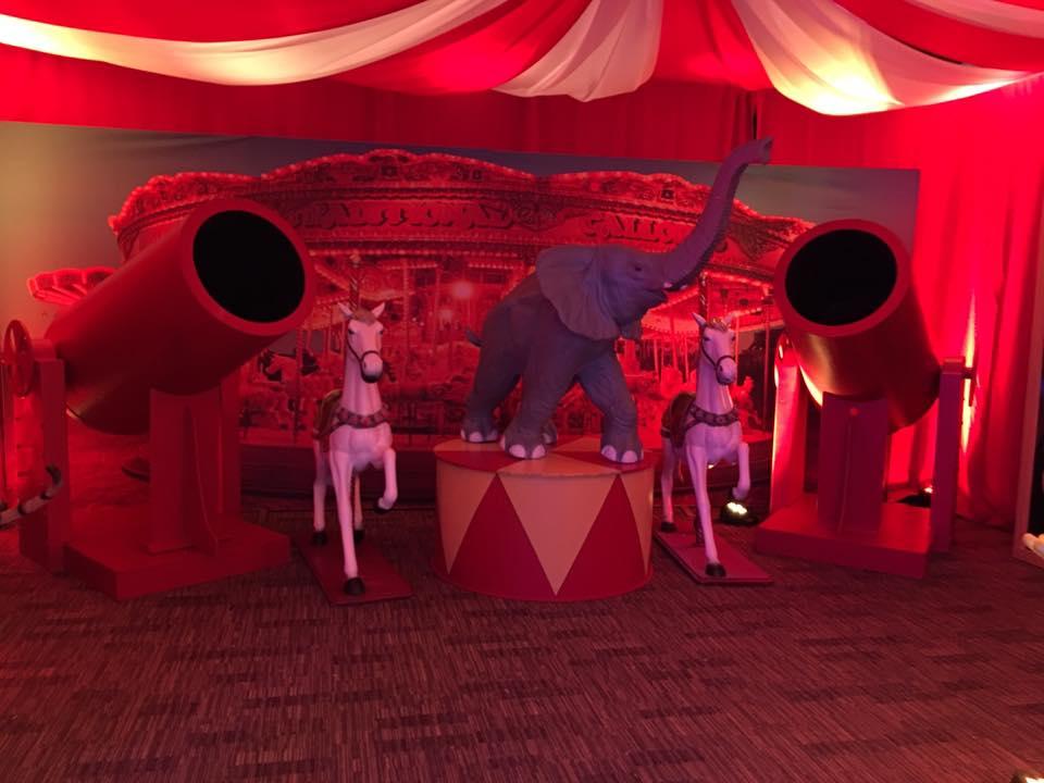 circus prop hire