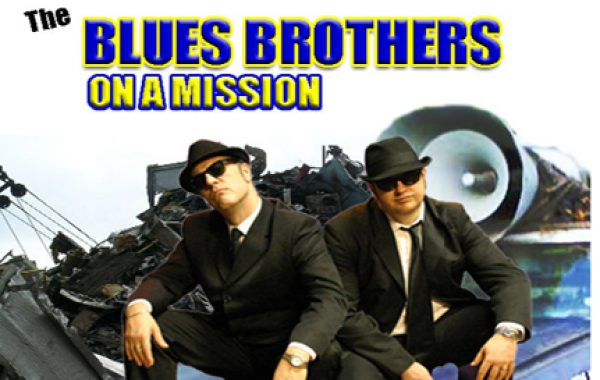 Blues Brothers On A Mission