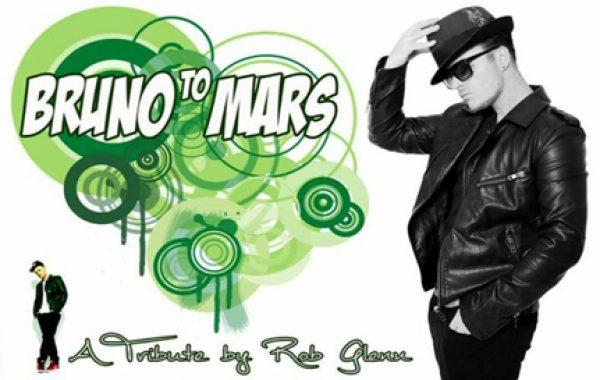 Bruno Mars Tribute Act | Bruno To Mars