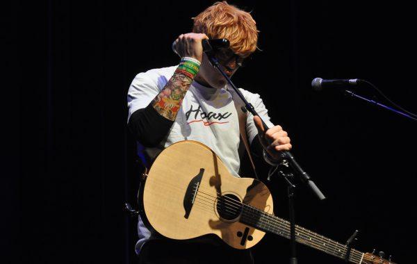 Ed Sheeran by Daniel East