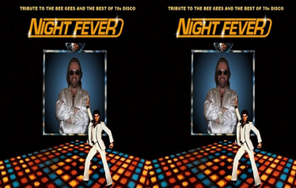 Night Fever – Barry Gibb Tribute
