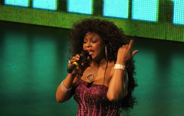 Jacky Webbe as Diana Ross