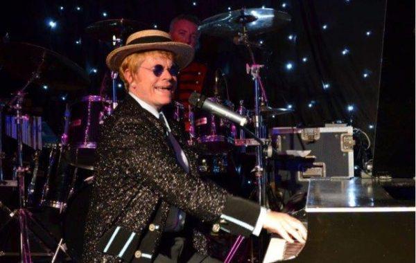 Elton John & The Crocodile Rockers