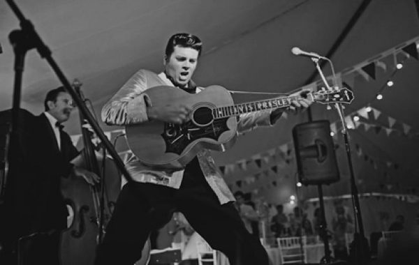 Lee Jackson as Elvis Presley