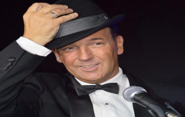 Alan Becks as Frank Sinatra