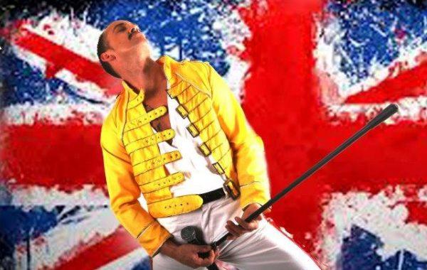 Joey Linden as Freddie Mercury