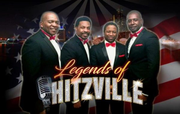 Drifters Tribute – Hitsville