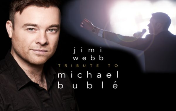 Jimi Webb as Michael Buble