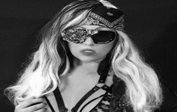 Lady Gaga by Leanne Harper