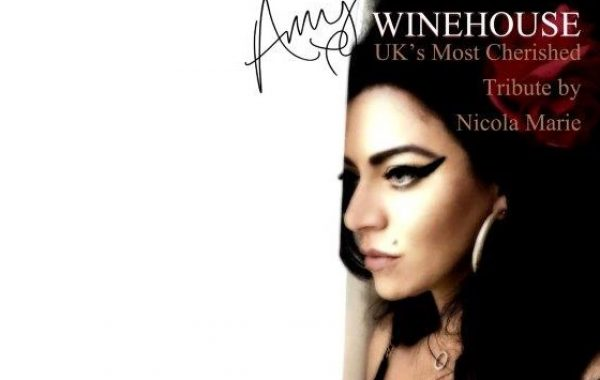 Amy Winehouse by Nicola Marie