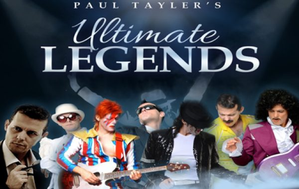 Paul Taylers Ultimate Legends