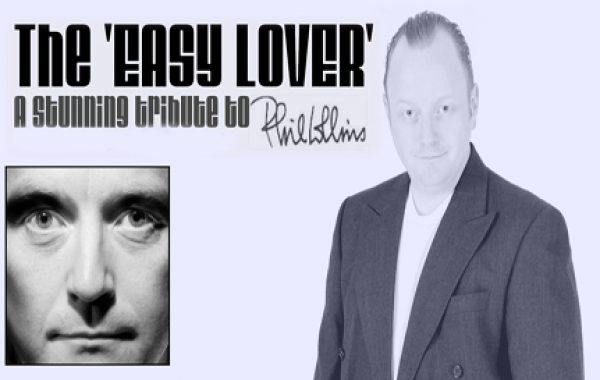 Easy Lover – Phil Collins Tribute