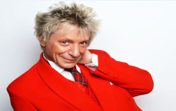 Gerry Trew as Rod Stewart