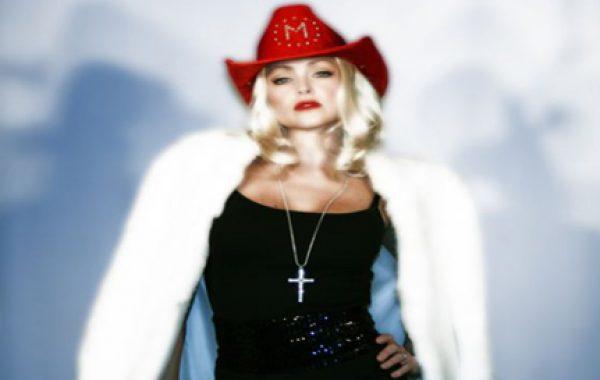 Tasha Leaper as Madonna
