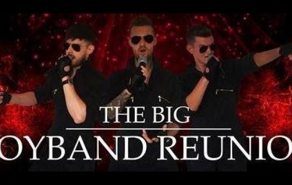 Big Boyband Reunion