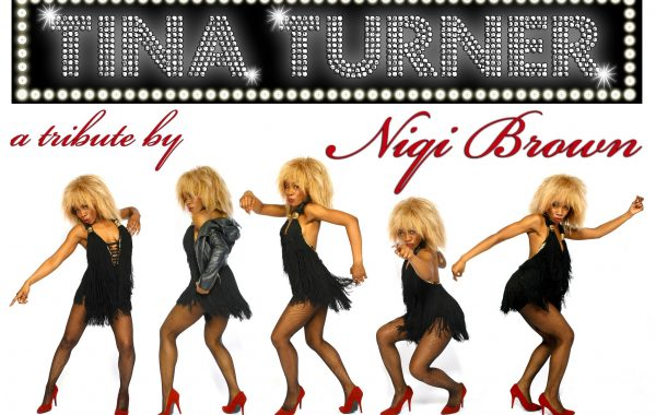 Tina Turner by Niqi Brown