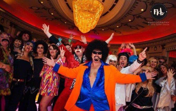 Lionel Vinyl 70s DJ Host Disco Show