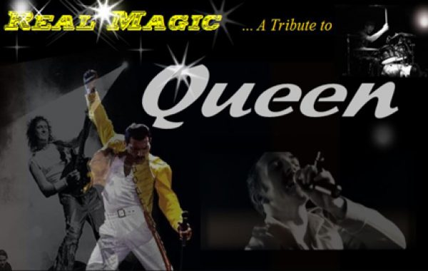 Real Magic Tribute To Queen