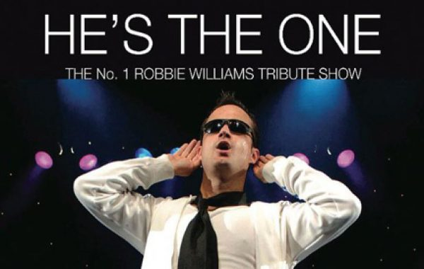 Lee Pashley as Robbie Williams