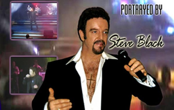 Steve Black as Tom Jones