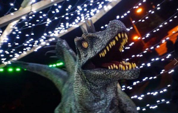 Hire A Spinosaurus