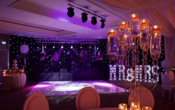 Event Audio, Lighting, Staging & Production Hire
