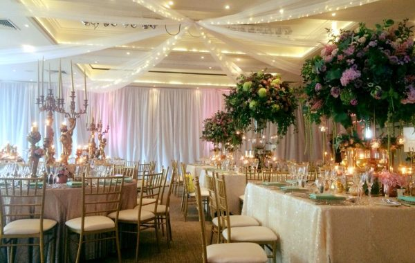 Floral Centrepieces & Displays