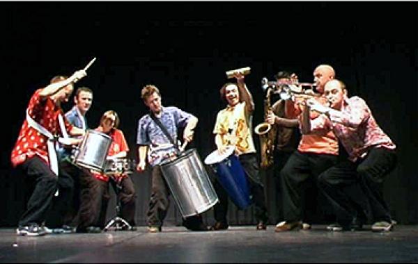 Batacuda Carnival Groove