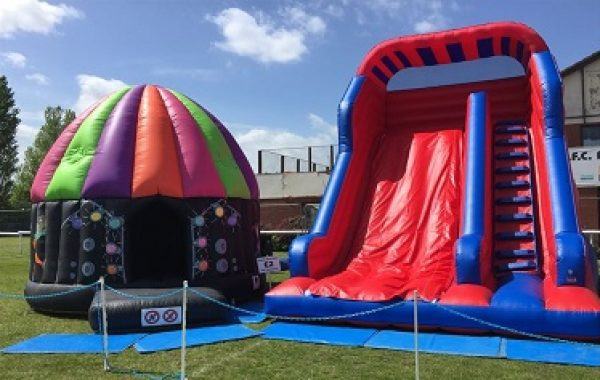 Bouncy Castles & Assault Courses