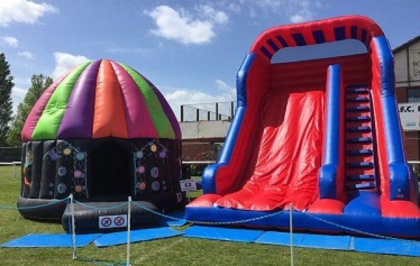 Bouncy Castles & Assault Courses