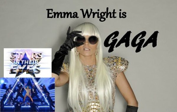 Emma Wright as Lady Gaga