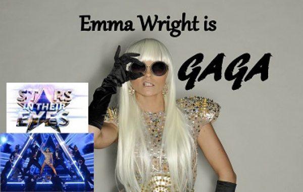 Emma Wright as Lady Gaga
