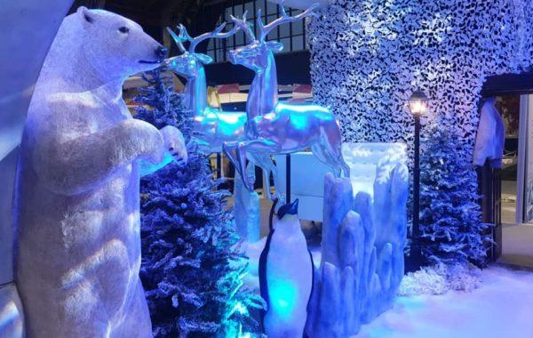 Winter Wonderland Themed Event