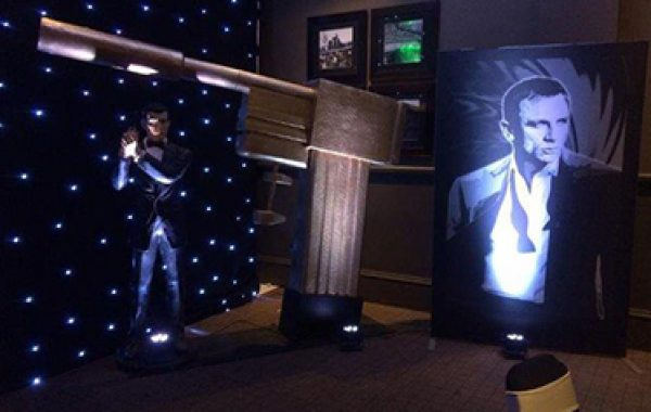James Bond Themed Event | Shaken Not Stirred!