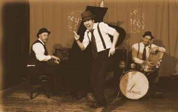 52 Skidoo 1920s Band
