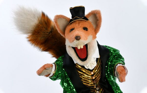Mr Martin & Basil Brush