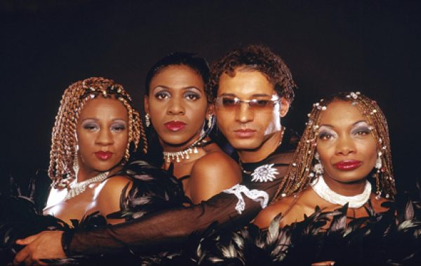 Boney M ft Maizie Williams
