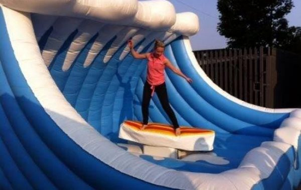 Surf Simulator Machine