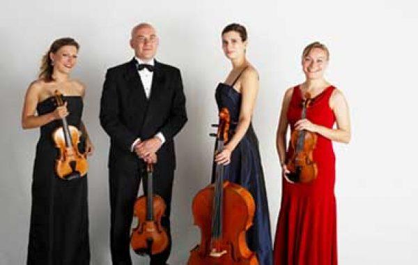 The Crystal Palace String Quartet